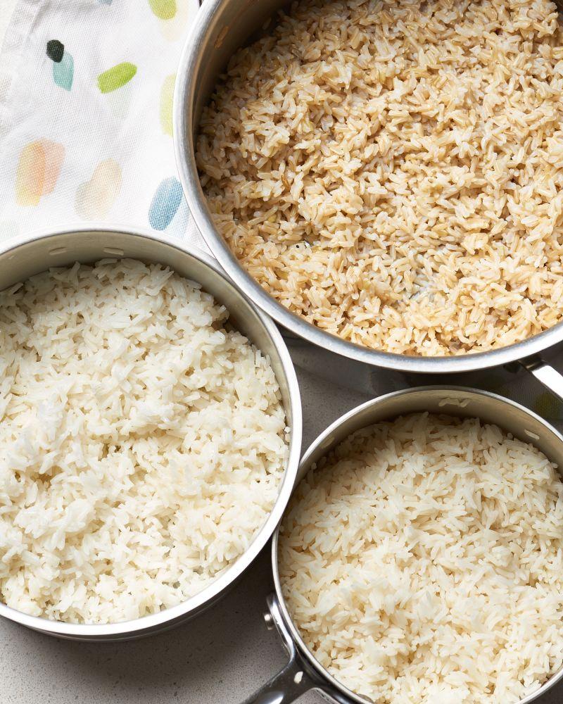 Как вкусно сварить рис на гарнир