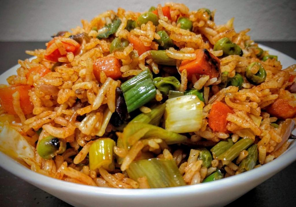 Рис с овощами в мультиварке: рецепты