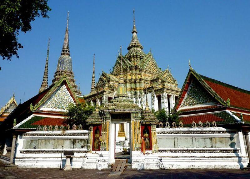Храм Лежащего Будды в Бангкоке часы работы