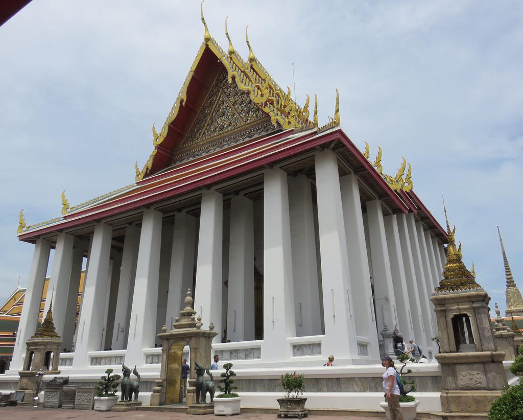 Где находится храм Лежащего Будды