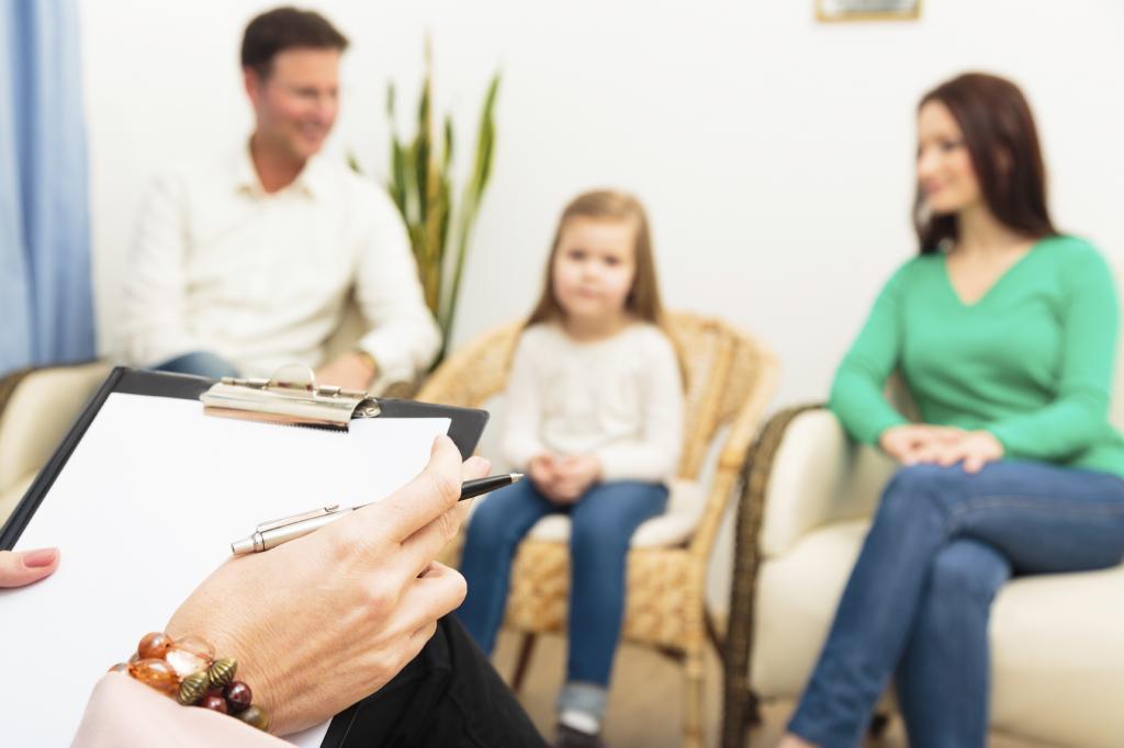 Психологическое сопровождение развития ребенка