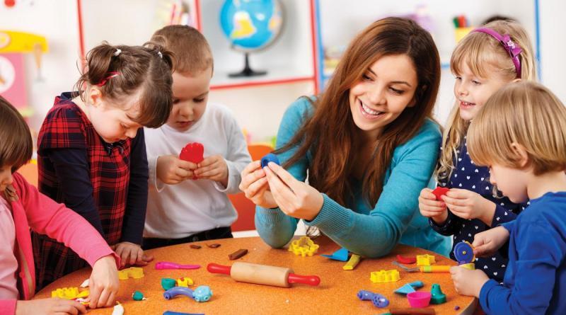 Психологическое развитие ребенка в дошкольном возрасте