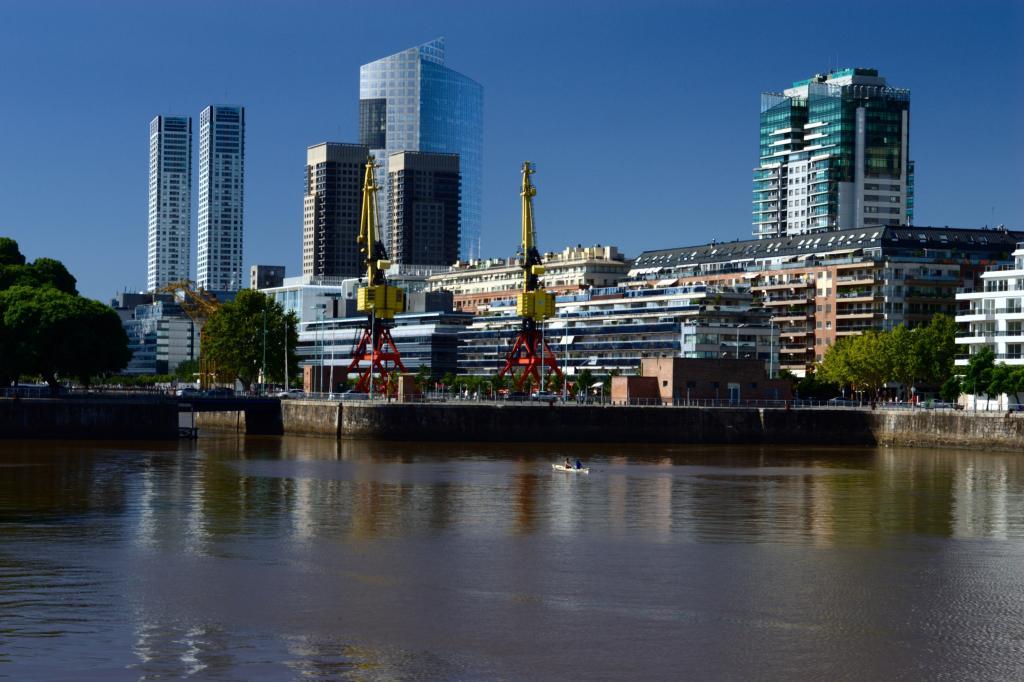 Столица Аргентины