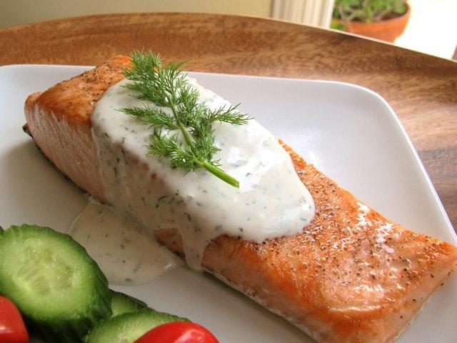 простой рецепт рыбы