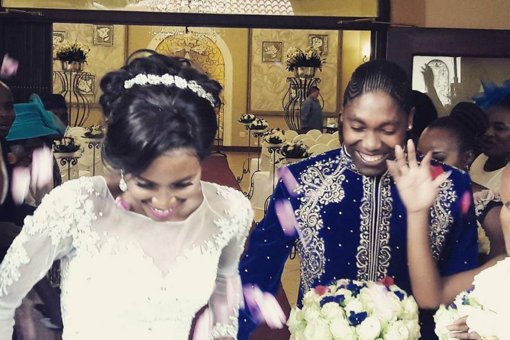 Свадьба Кастер Семеня