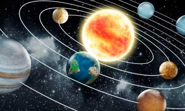 Вращение планет
