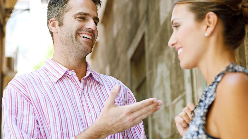 Управление человеком с помощью жестов