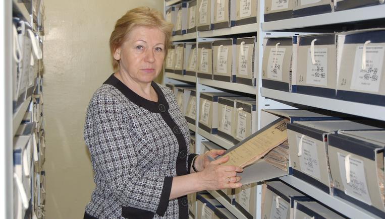 обеспечение сохранности архивных документов при чрезвычайных ситуациях