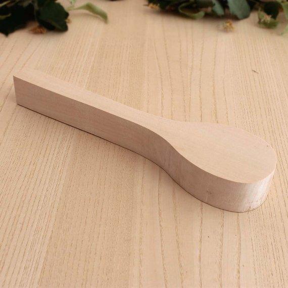 Изготовление деревянных ложек своими руками