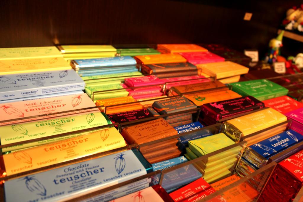 швейцарский шоколад