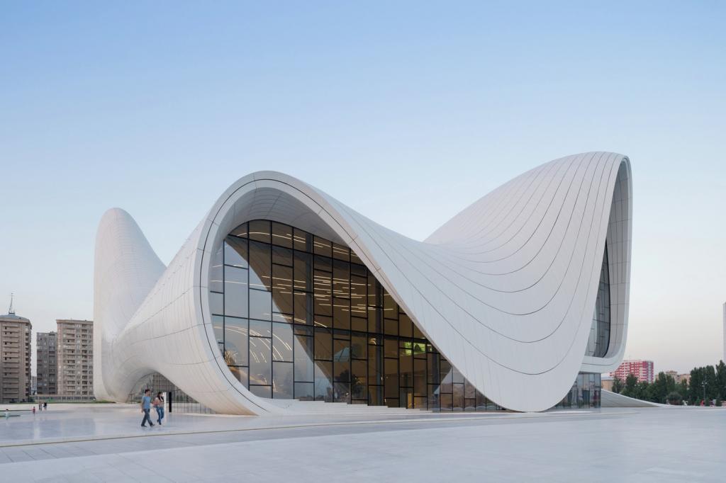 архитектура в россии