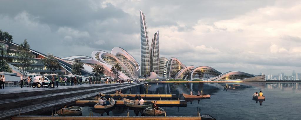 дигитальная архитектура основные черты