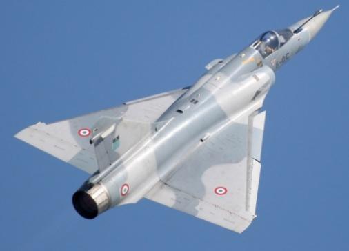 Истребитель Мираж-2000