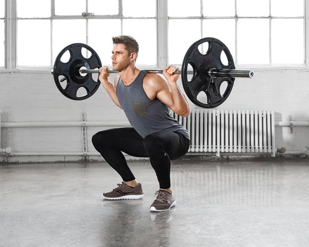 Базовая тренировка для мужчин