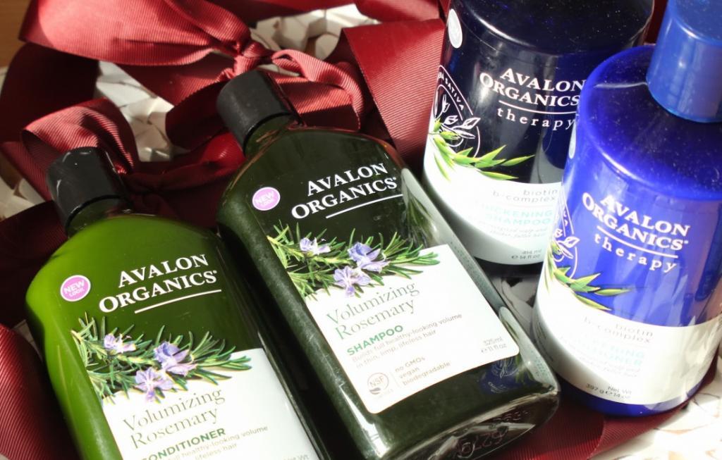 шампунь для волос avalon organics отзывы