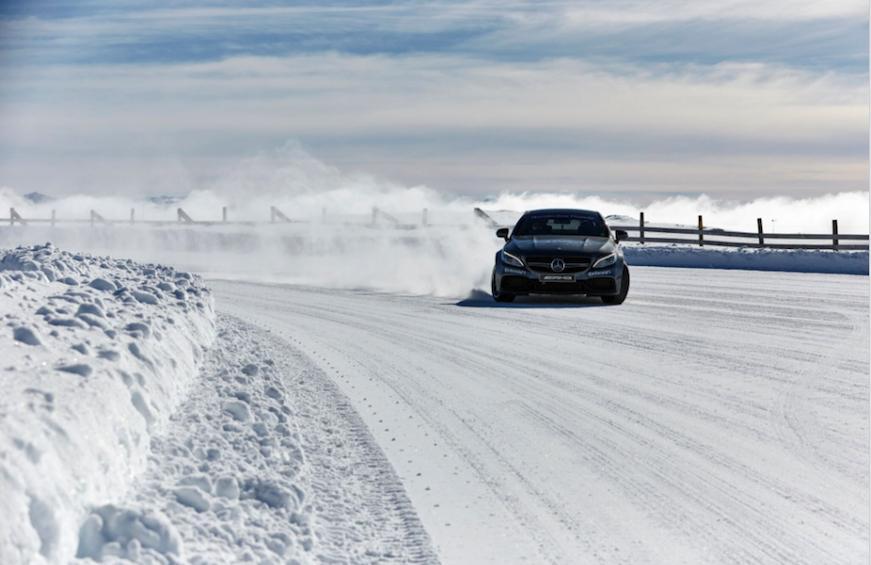 EPS в автомобиле «Mercedes Benz