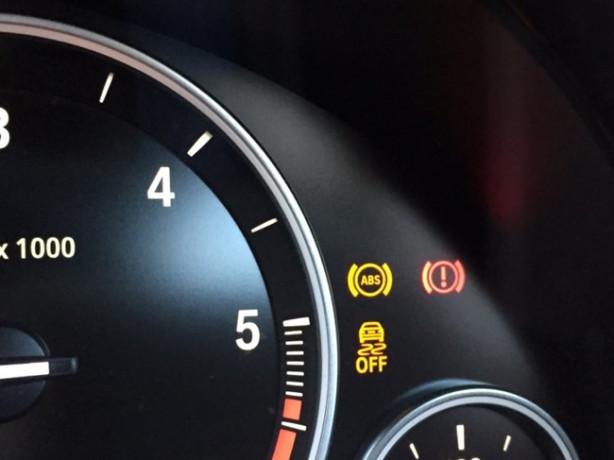eps на панели автомобиля обозначение