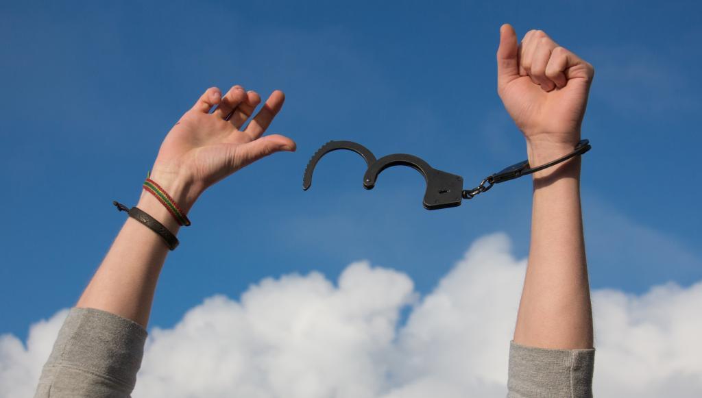 Освобождение от оков уныния
