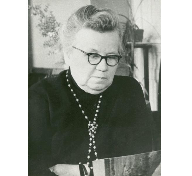 Анна Михайловна Леушина