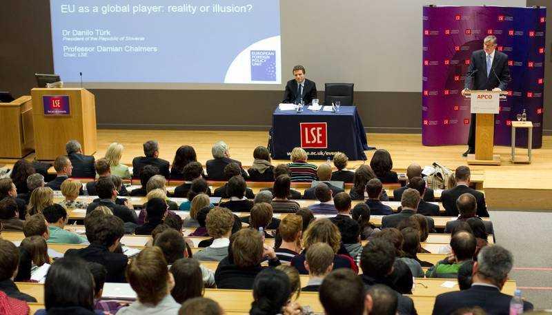 конференция в университете
