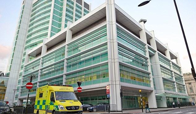больница университетского колледжа
