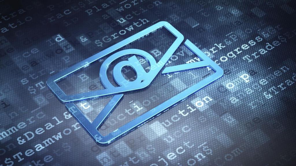 электронная почта защита информации