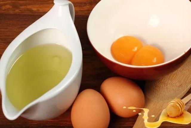 яйца и растительное масло маска для волос
