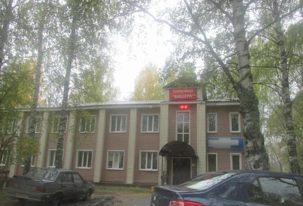 гостиница вишера
