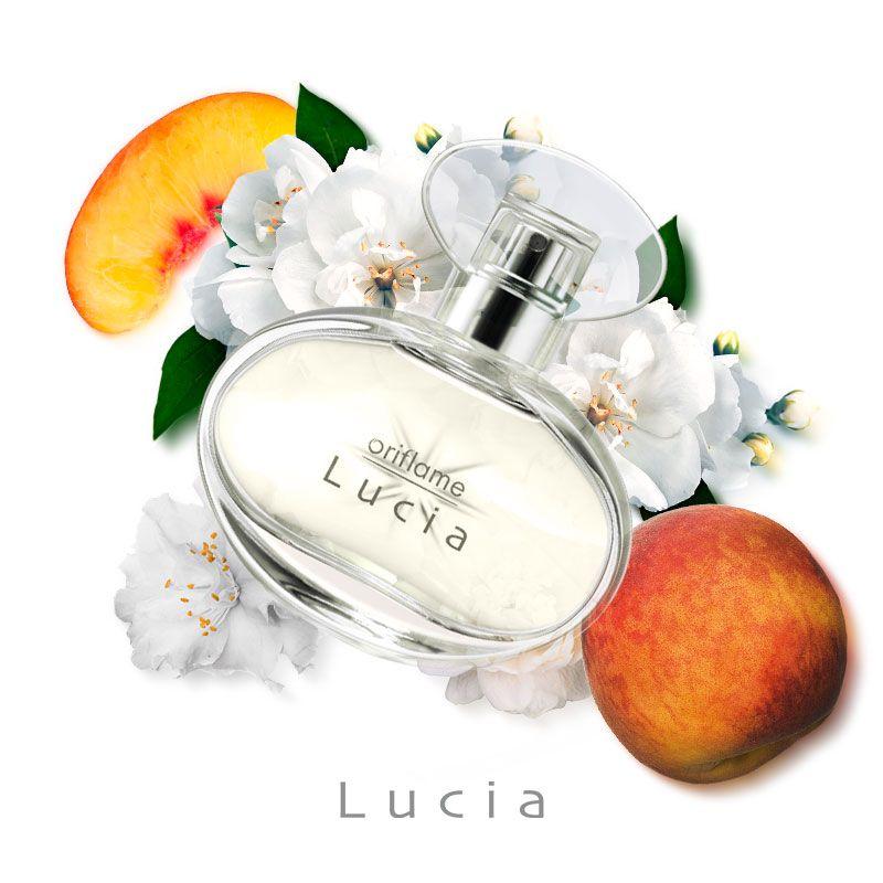 Ключевые ноты аромата Lucia