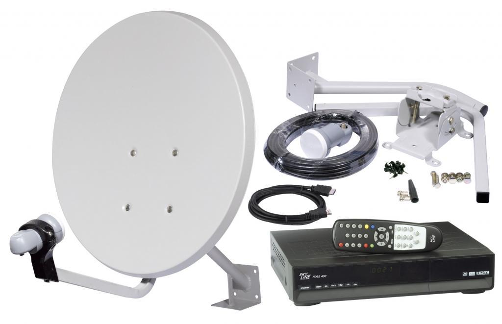 Комплект спутникового TV