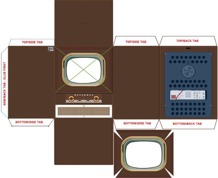 схема телевизора