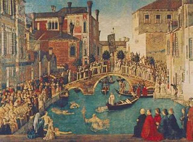 Венеция 14 век