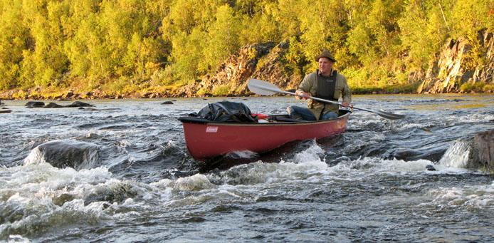 Сплавы на каноэ по рекам