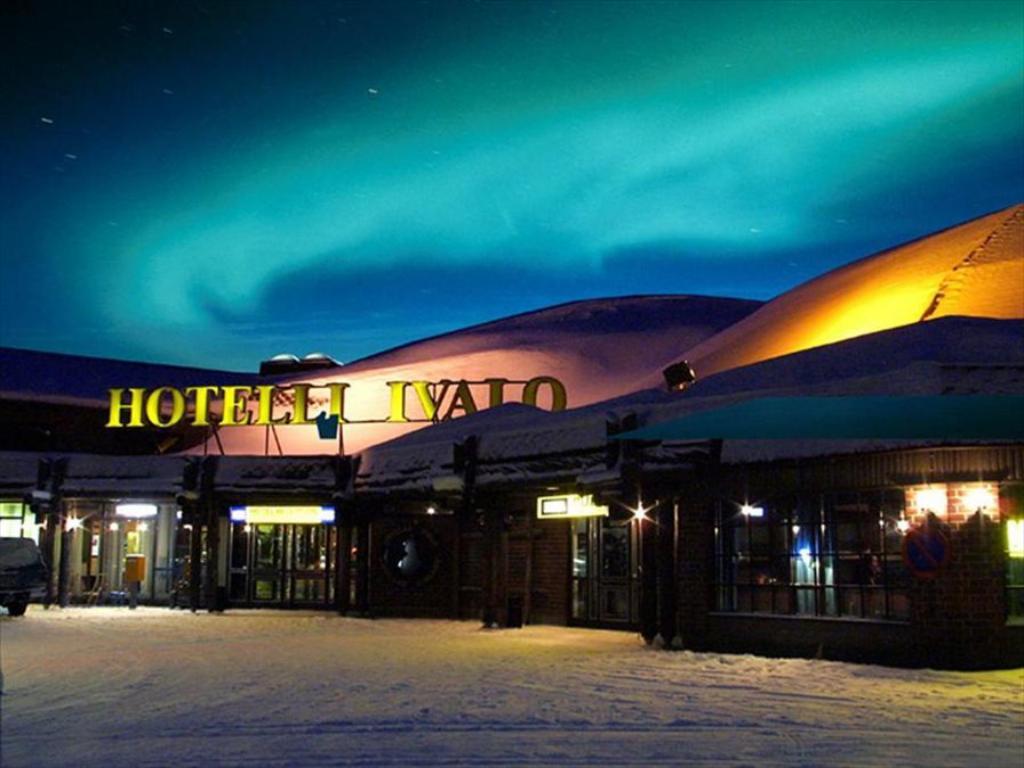 Отель Ивало