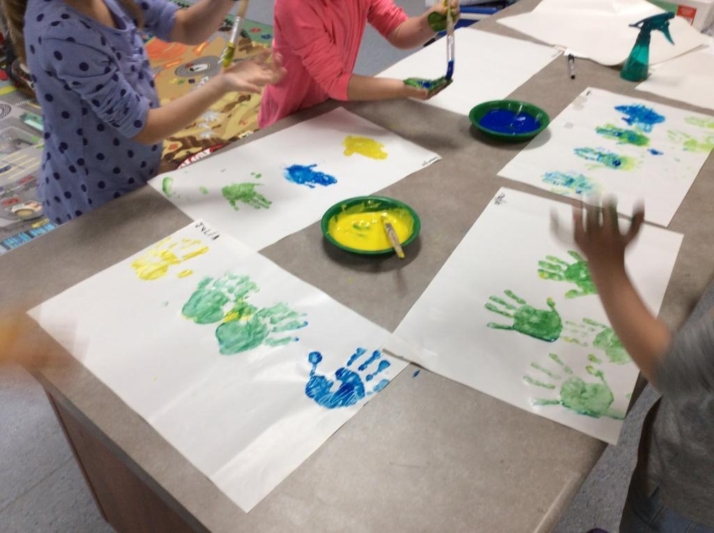 арт терапия с детьми в доу