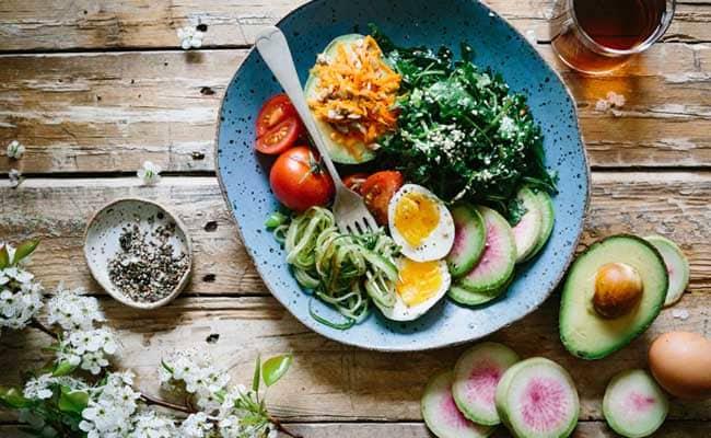 Правильное питание при борьбе с жиром