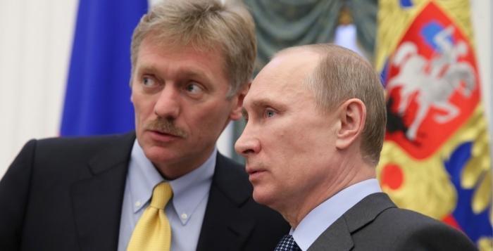 пресс служба кремля