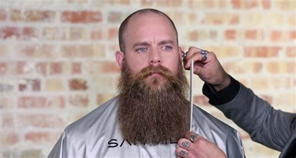 Ускорить рост бороды