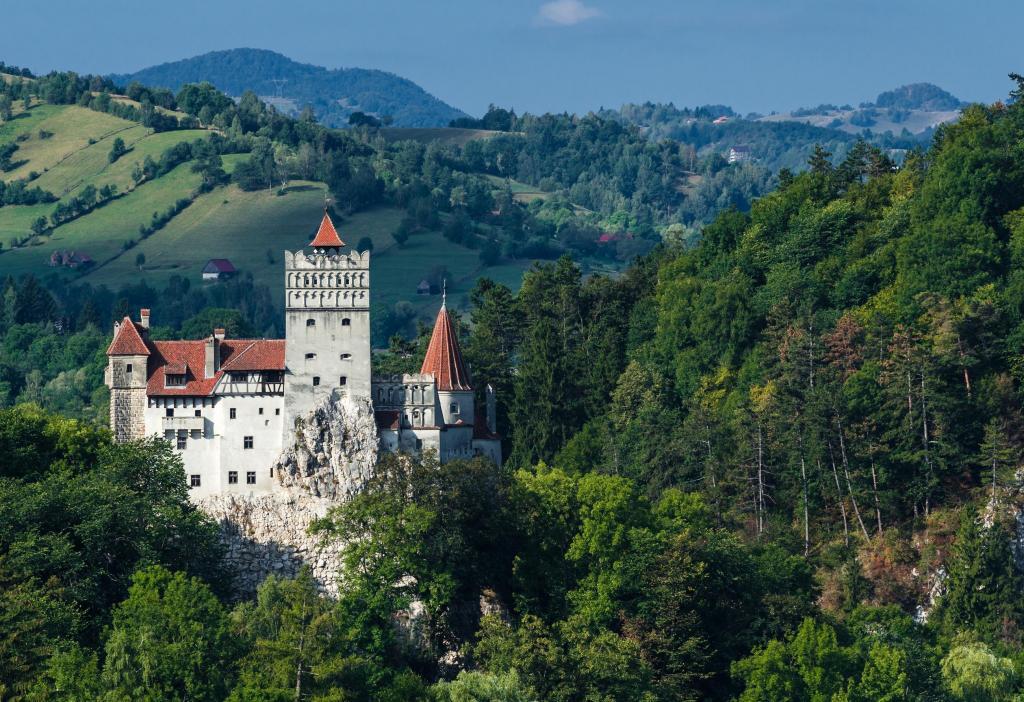 Замок в Трансильвании
