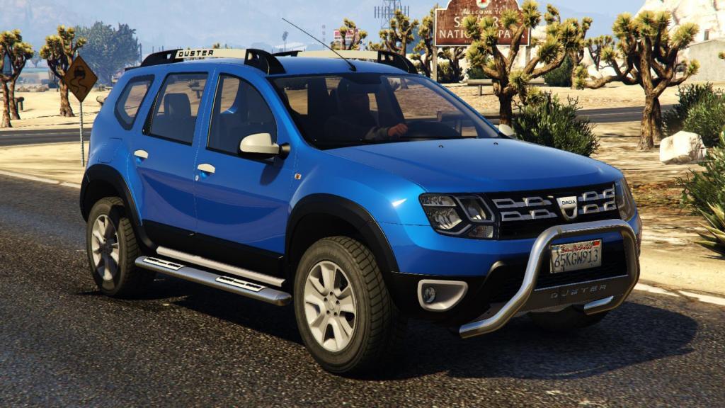 Легковой автомобиль Dacia