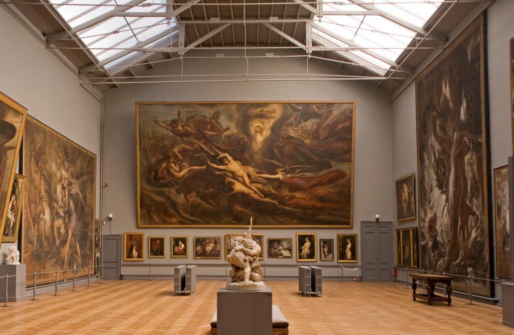 Музей искусства Брюссель