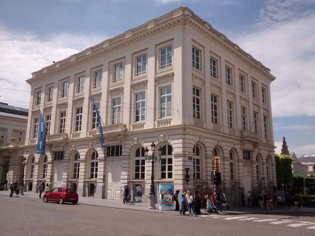 Музей Магритта в Брюсселе