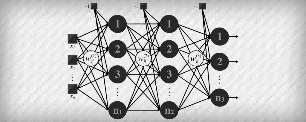 Взаимосвязи перцептрона