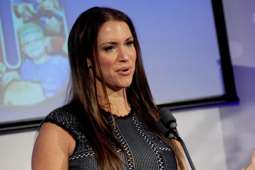 Стефани на конференции