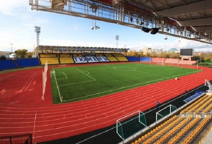 Стадион «Геолог» после реконструкции
