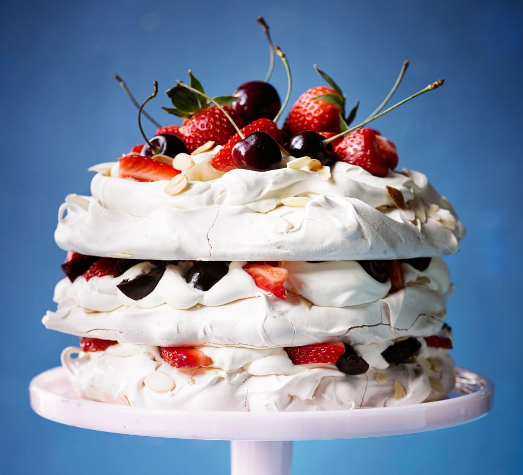 вишневый торт с маскарпоне советы по приготовлению