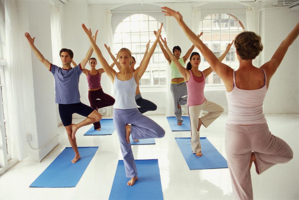 Хатха-йога отзывы