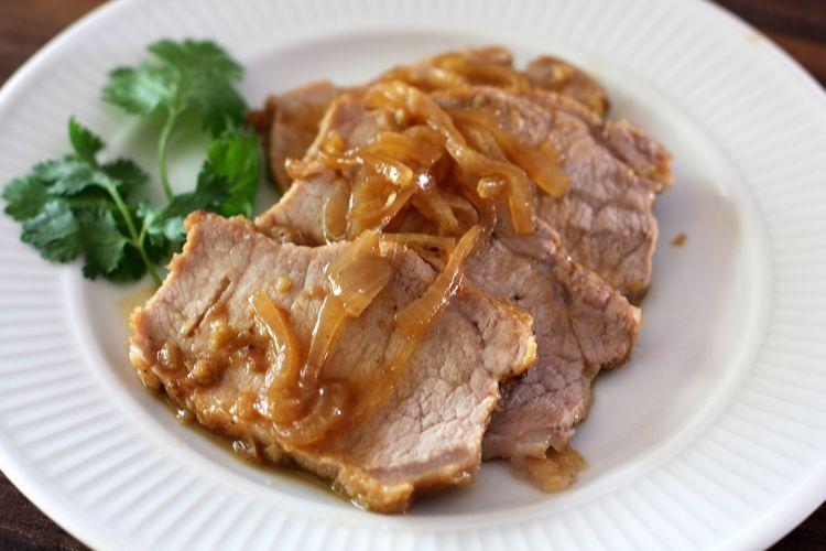 мясо в собственном соку в духовке