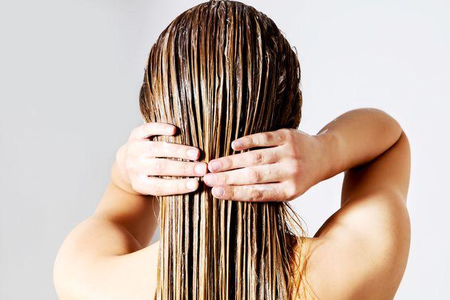 мітье искусственных волос
