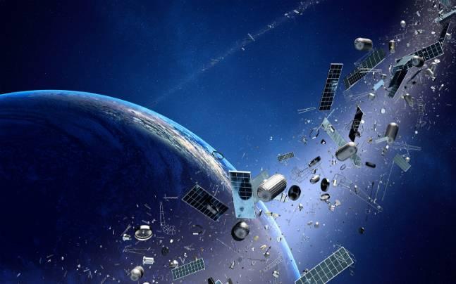 Техногенный космический мусор